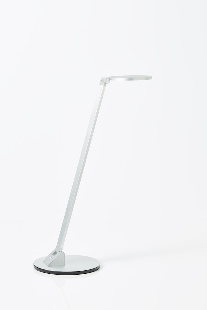 Darlinghurst LED desk lamp in Aluminium
