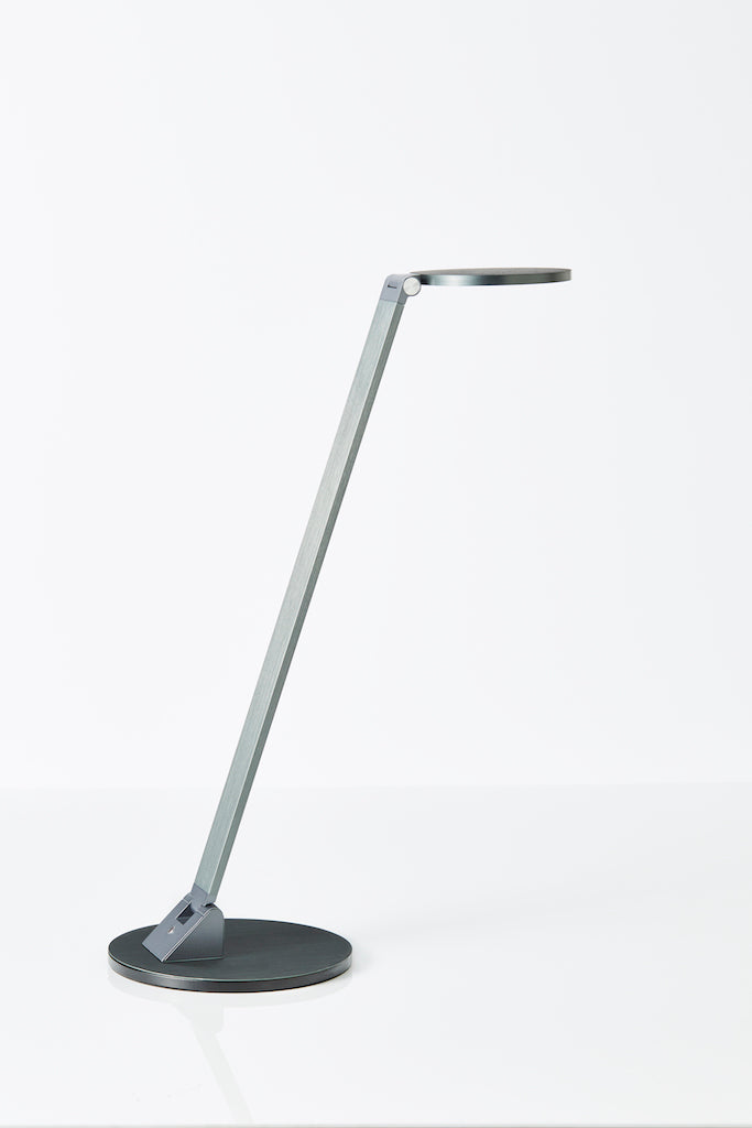 Darlinghurst LED desk lamp in Grey Blue