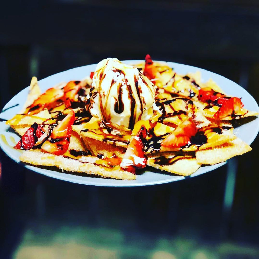 Churro Nachos