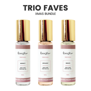TRIO FAVES Xmas Bundle