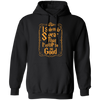 CustomCat Apparel Gildan Pullover Hoodie 8 oz. / Black / S A Women Collection