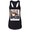 CustomCat Apparel Ladies Ideal Racerback Tank / Black / X-Small A women shirt