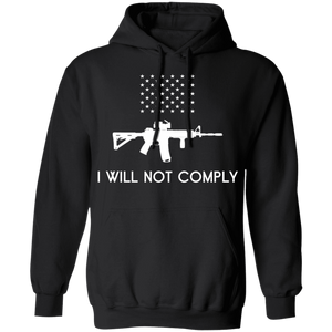 CustomCat Apparel Unisex Pullover Hoodie / Black / S A men shirt