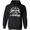 CustomCat Apparel Unisex Pullover Hoodie / Black / S A woman