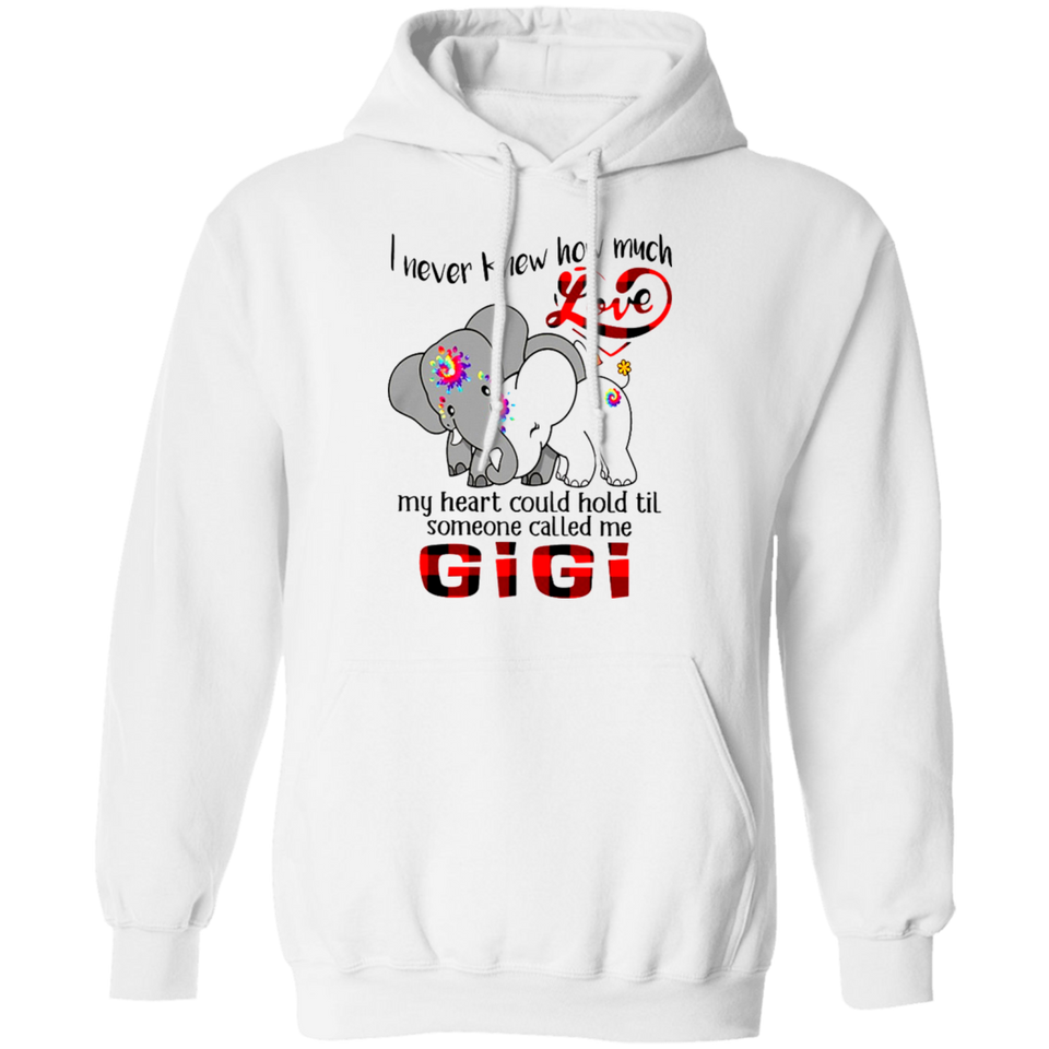 CustomCat Apparel Unisex Pullover Hoodie / White / S A women