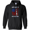Apollo 11 50th Anniversary Hoodie for Men Idea for Fan Who Love NASA Mission Sweatshirts - Stephen & Kiara