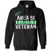 Area 51 Sep 2019 Veteran Hoodie Sweatshirts - Stephen & Kiara