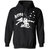 CustomCat Sweatshirts Black / S A Hoodie
