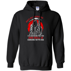 Hurt My Daughter I'm Coming For You Hoodie Sweatshirts - Stephen & Kiara