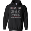 Bonus Dad You May Not Have Given Me Life But You Sure Have Made My Life Better Hoodie Sweatshirts - Stephen & Kiara