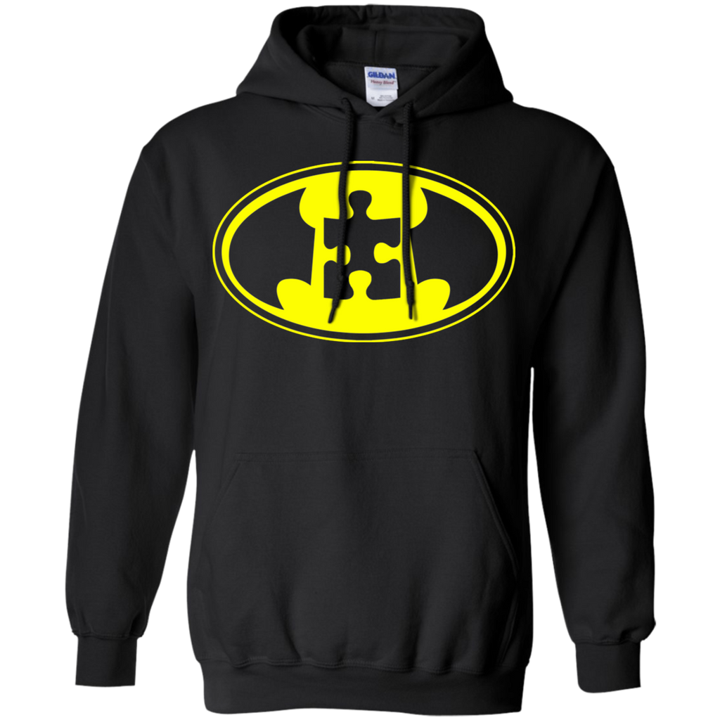 Autism Awareness Superhero Hoodie Sweatshirts - Stephen & Kiara