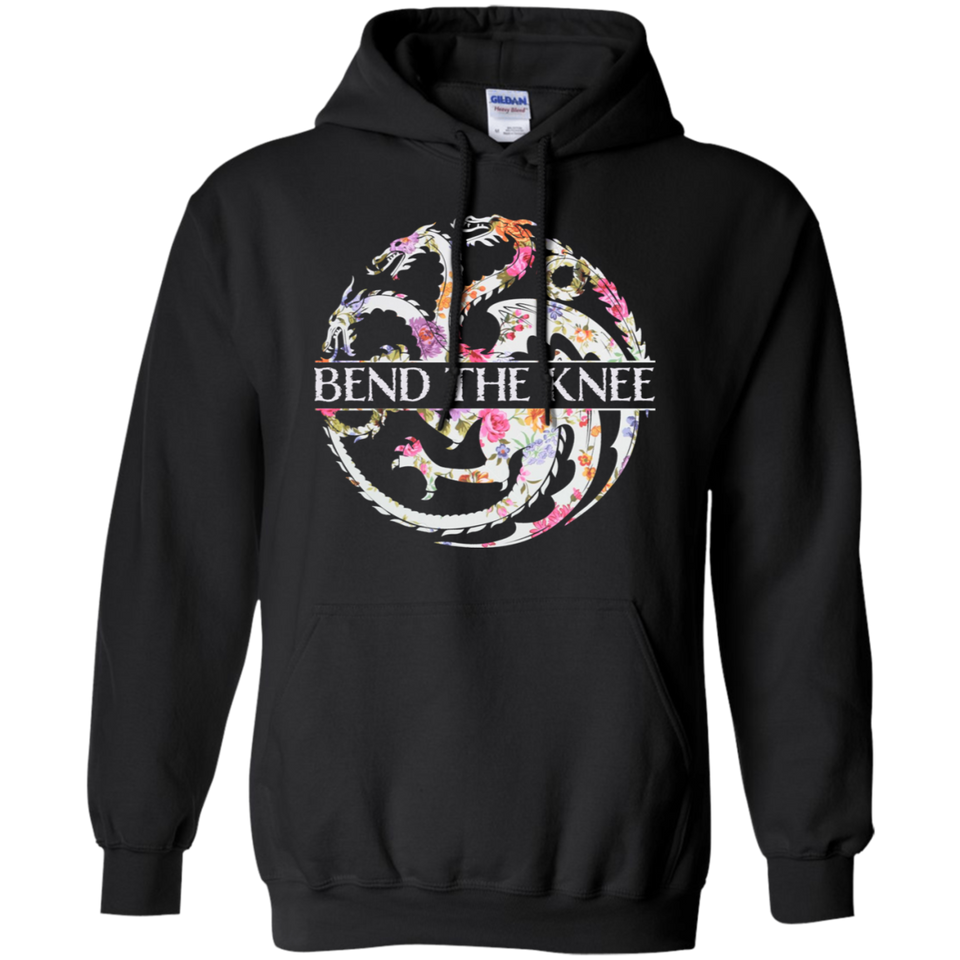 Bend The Knee Hoodie Sweatshirts - Stephen & Kiara