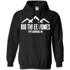 Big Three Homes Hoodie Sweatshirts - Stephen & Kiara
