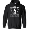 Drink Giant's Milk Wild Tested Hoodie Sweatshirts - Stephen & Kiara