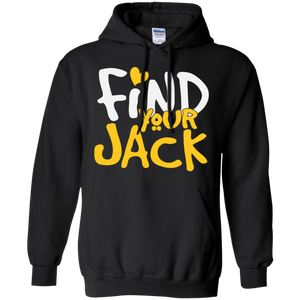 Find Your Jack Hoodie Sweatshirts - Stephen & Kiara