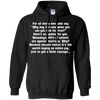 For All Those Men Who Say Why Buy The Cow Hoodie Sweatshirts - Stephen & Kiara