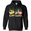 Happy Easter Hoodie Sweatshirts - Stephen & Kiara