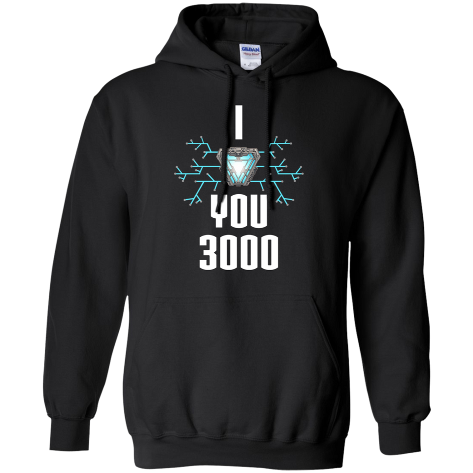 I Love You 3000 Hoodie Sweatshirts - Stephen & Kiara