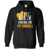 I'm justa Beth looking for my Randall Hoodie - Stephen & Kiara