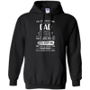 I'm The Lucky One I Have A Crazy Dad Hoodie - Stephen & Kiara
