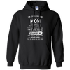 I'm The Lucky One I Have A Crazy Mom Hoodie - Stephen & Kiara