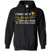 I Think You're My Favourite Looking Person Hoodie Sweatshirts - Stephen & Kiara