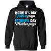 Mother's Day Father Pays Hoodie - Stephen & Kiara