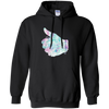 CustomCat Sweatshirts Black / S Only Good Things Are Going To Happen Here Today Hoodie