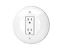 Round Eco-Friendly Outlet/Switch Plate Cover