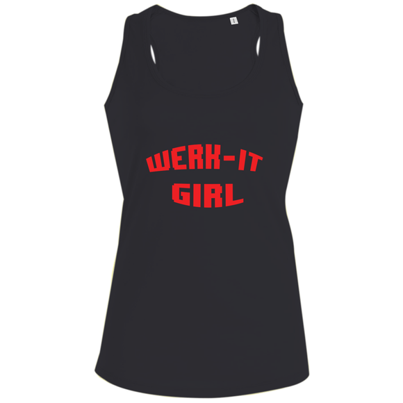 Werk It Girl! Tank Tops