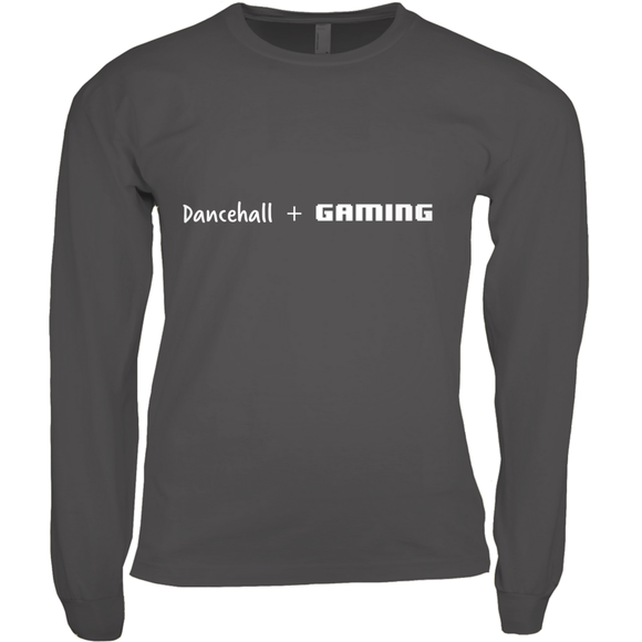Dancehall & Gaming Long Sleeve Shirts