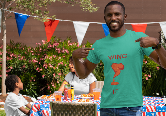 Wing It T-Shirt