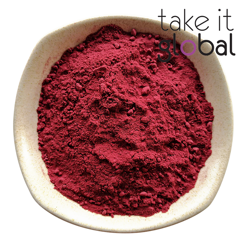 Beetroot / Beet Root Powder 红甜菜根粉 - coloring / bakery / pastries / baby food / drinks / beverage / cosmetics