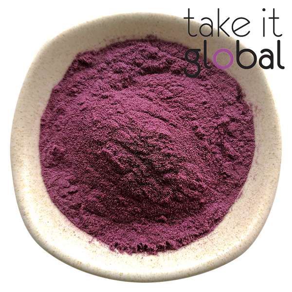 Acai Berry Powder - Food Grade