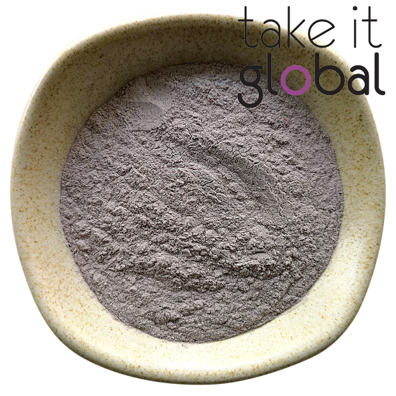 Purple Chinese Yam Powder 紫山药粉 - Food Grade / Baking / Pastries / Cooking