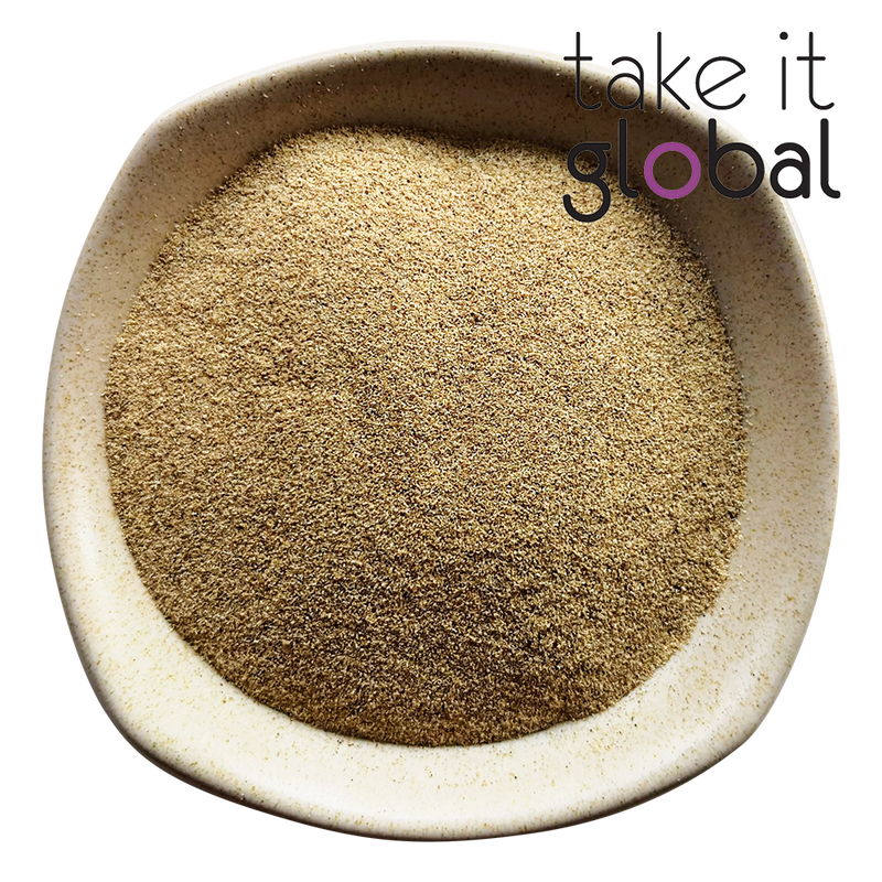 Rosehip Seed Scrub - Chile / All Natural