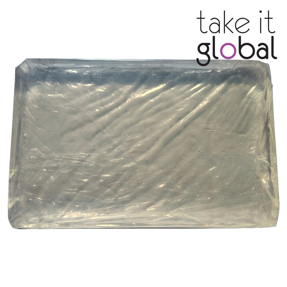 Transparent Glycerin Soap Base / Soap Bar - SLS Free 1.25kg
