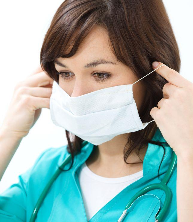 Face / Surgical Mask Disposable 3 ply - 1pc