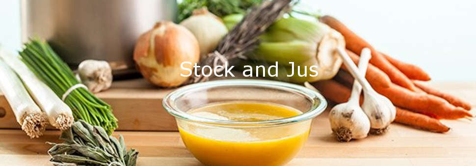 Stock and Jus