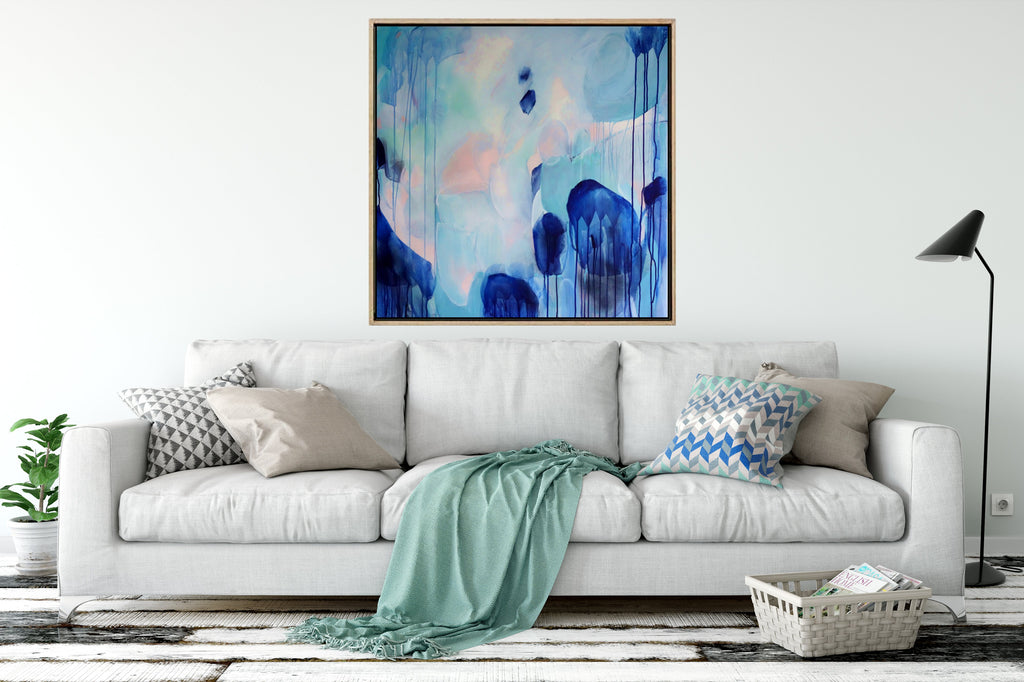 Dancing With Medusa - Fine Art Abstract Print