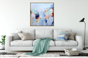 Synergy - Fine Art Abstract Print