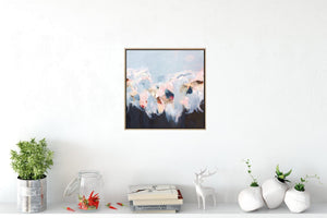 Dusk Settles- Colourful Expressionist Art Print