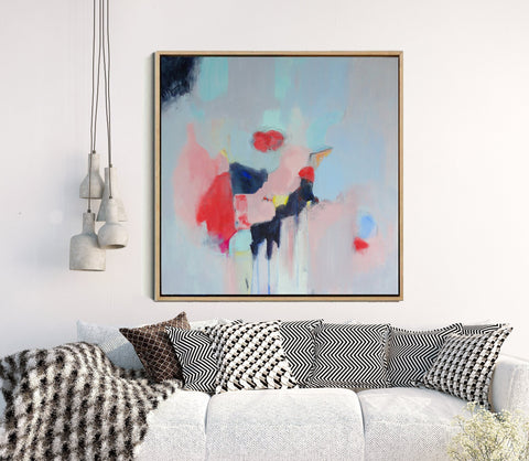 Subterfuge - Abstract Wall Art Print