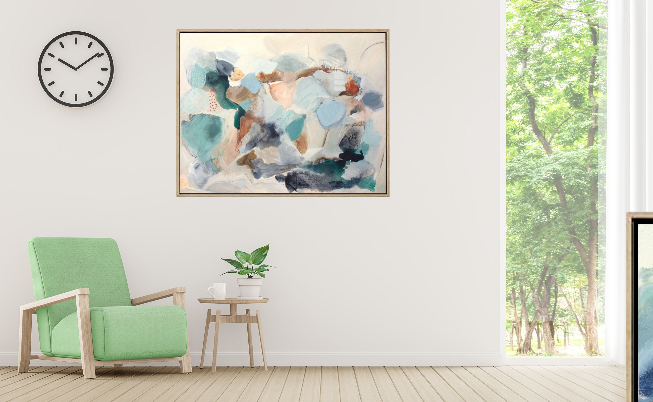 Sweet Melody - Abstract Painting