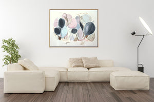 Meandering - Abstract Painting