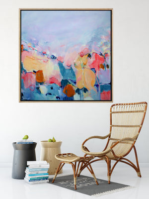My Beautiful Dream - Abstract Art Print