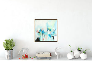 Travel Light 2 - Abstract Giclee Print