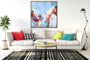 Distant Dreams - Fine Art Abstract Print