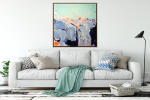 The Beauty Of the Day - Abstract Giclee Print