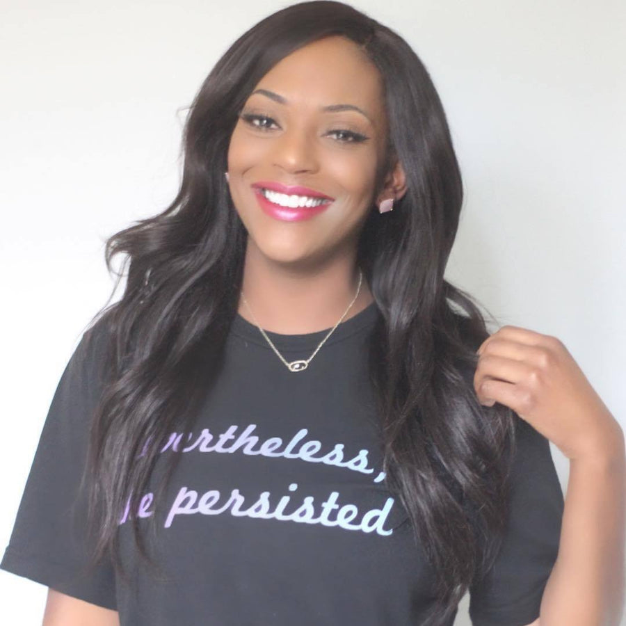 Nevertheless, She Persisted relaxed fit tee